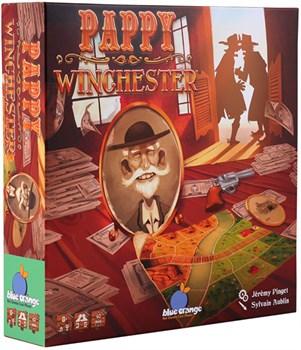 """Настольная игра """"Дедуля Винчестер (Pappy Winchester)"""""""