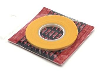 Маскировочная лента  3 мм х 18 м, бумага, гладкая