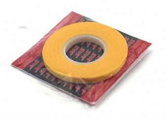 Маскировочная лента  5 мм х 18 м, бумага, гладкая