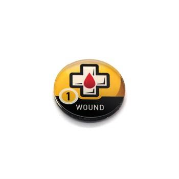 Маркер Wound 1