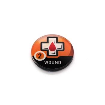 Маркер Wound 2
