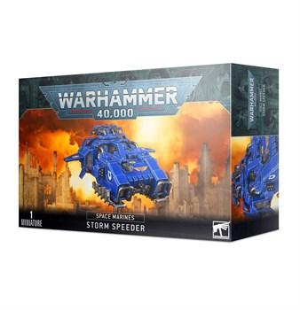 Space Marines Storm Speeder Warhammer 40000