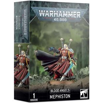 Blood Angels Mephiston Lord Of Death Warhammer 40000