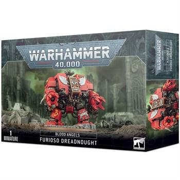 Furioso Dreadnought Warhammer 40000