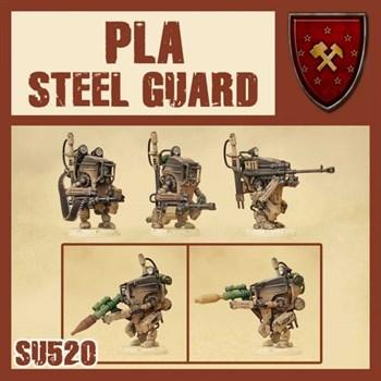 Pla Steel Infantry (собранная модель)