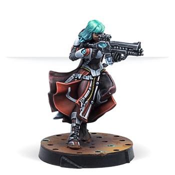 Cassandra Kusanagi (Spitfire) (Nomads)