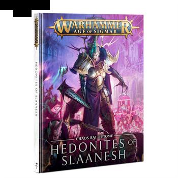 Battletome: Hedonites Of Slaanesh (eng)