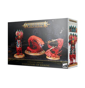 Endless Spells: Daughters Of Khaine Age of Sigmar