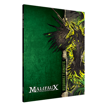Resurrectionist Faction Book