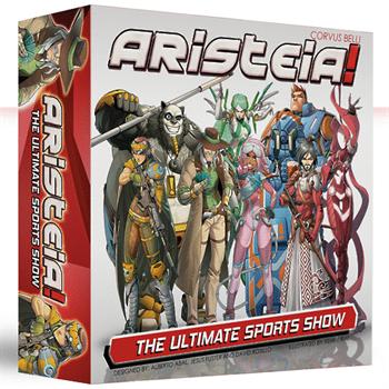 Aristeia! Core (EN)  (Aristeia!)