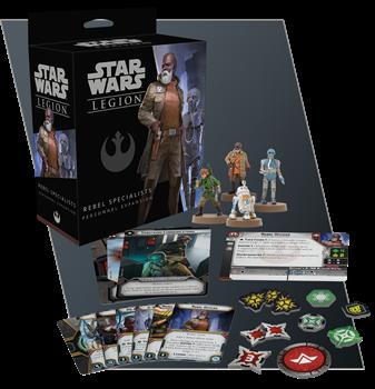 SW Legion: Rebel Specialists
