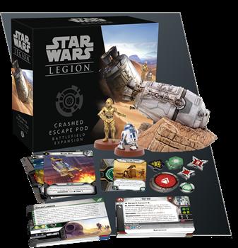SW Legion: Crashed Escape Pod