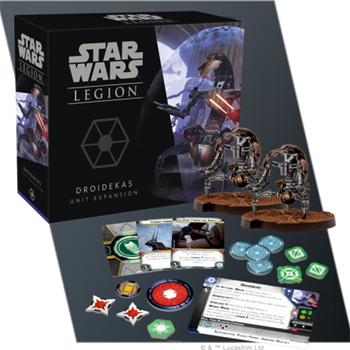 SW Legion: Droidekas Unit Expansion