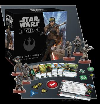 SW Legion: Rebel Pathfinders