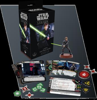 SW Legion: Luke Skywalker