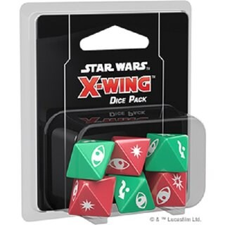 Star Wars X-Wing 2nd Ed: Dice Pac