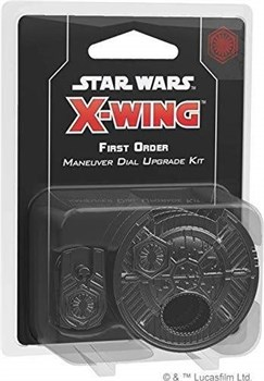 X-Wing 2nd Ed: First Order Maneuver