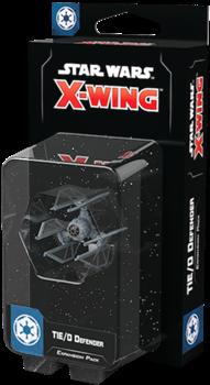 X-Wing 2nd Ed: TIE/D Defender