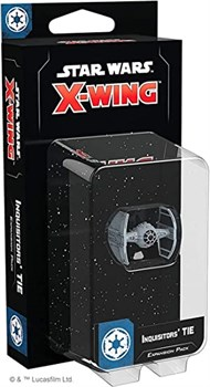 X-Wing 2nd Ed: Inquisitors' TIE