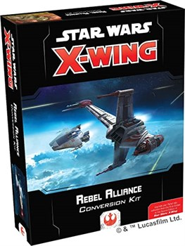 Star Wars X-Wing 2nd Ed: Rebel Alliance Conversion
