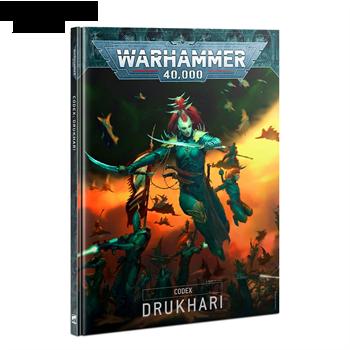 Codex: Drukhari (hb) (eng Warhammer 40000