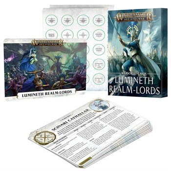 Warscrolls: Lumineth (eng)