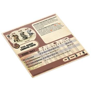 Карточка Steel Guards Command Squad