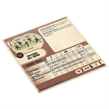 Карточка Spetsnaz Kill Squad
