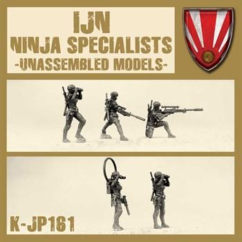 Ninja Specialists