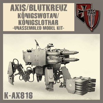 Koenigswotan-Koenigslothar (не собран не окрашен)