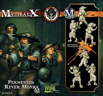 Fermented River Monks (2 редакция)