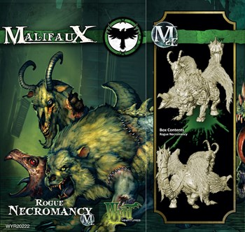 Rogue Necromancy (2 редакция)