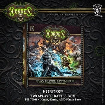 Hordes 2 Player Starter
