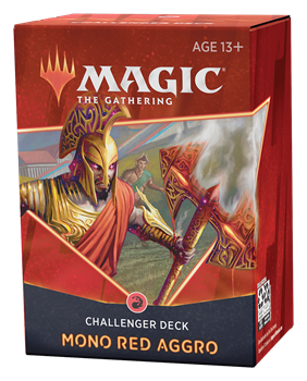 Челенджер Колода 2021(Challenger Decks 2021 Mono-Red Aggro