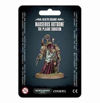 Nauseous Rotbone Warhammer 40000