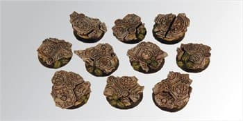 Ruins 25 mm round bases