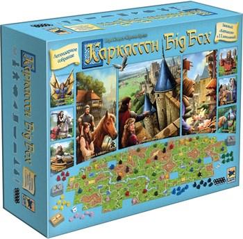 Настольная игра Каркассон: Big Box