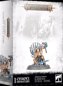 Stormcast Eternals: Gardus Steel Soul
