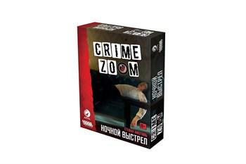 Настольная игра Crime Zoom Ночной выстрел