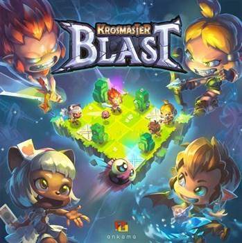 Настольная игра Кросмастер Бласт: Стандартное издание