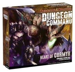 Подземелья и драконы. Сердце Кормира (D&D Dungeon Command: Heart of Cormyr)