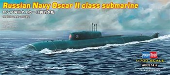 Russian Navy Oscar Ii Class Submarine (1:700)
