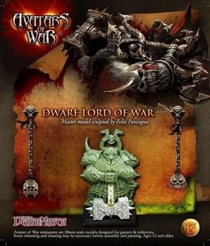 Dwarf Lord of Chaos BLI