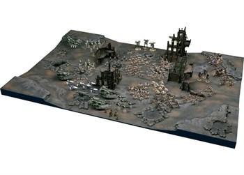 """""""Игровое Поле - Земля Битвы (Citadel Realm of Battle Gameboard)"""