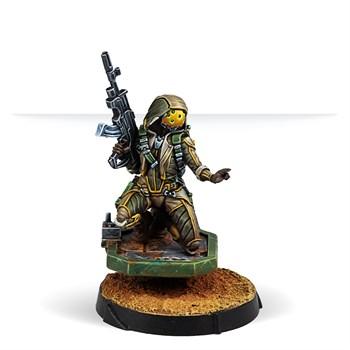 Mukthar, Active Response Unit (Hacker)