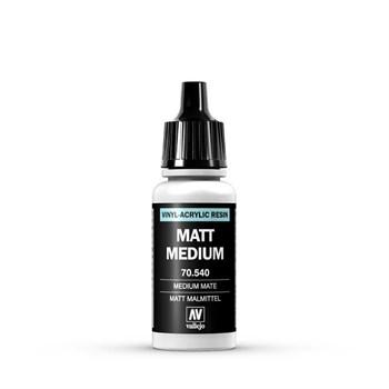 189:Modelcolor 540-17ml. Matt Medium189:Modelcolor 540-17ml. Matt Medium Vallejo