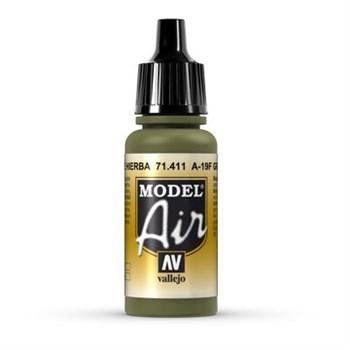 Model Air 411-17ml. A-19f Grass Greenmodel Air 411-17ml. A-19f Grass Green