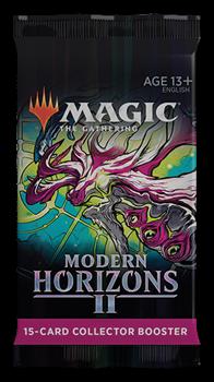 Modern Horizons 2 Collector бустер