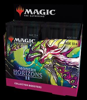Modern Horizons 2 Collector дисплей бустеров