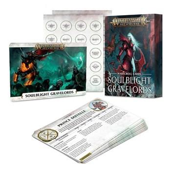 Warscrolls: Soulblight Gravelords (eng)